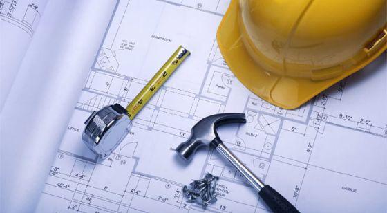 строителството
