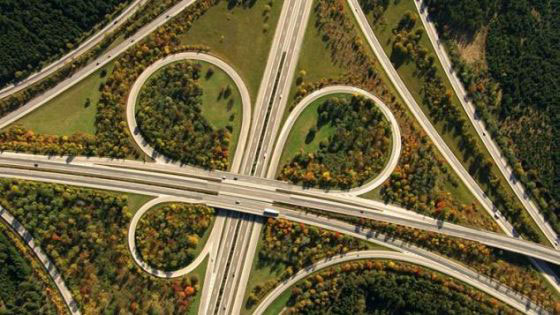 пътна инфраструктура