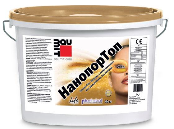 baumit nanopor