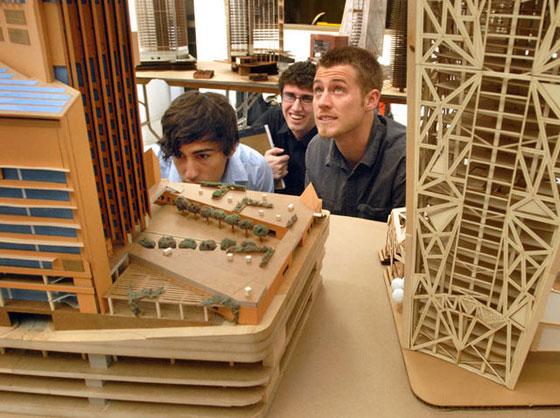 studenti arhitectura