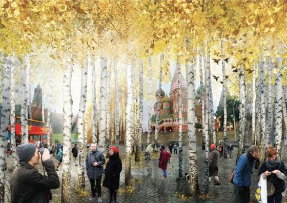 park moskva