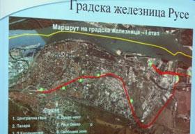 gradska jeleznitza ruse